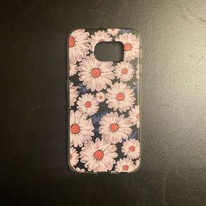 Galaxy S6 Floral Phone Case